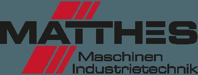 MATTHES Maschinen-Industrietechnik GmbH | Reinigungsanlagen und Strahlanlagen für die Produktion logo