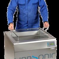FinnSonic MI 120 Ultraschall-Reinigungsbecken