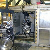 Reinigung von Motoren